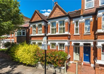 Fielding Road, Chiswick, London W4. 3 bed terraced house for sale