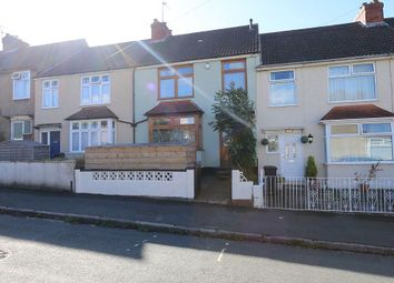 Thumbnail 3 bed terraced house for sale in Stepney Road, Bristol, Bristol
