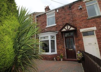 Thumbnail 2 bed terraced house for sale in Broomhill Terrace, Hetton Le Hole, Houghton Le Spring