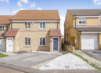 Thumbnail 2 bed semi-detached house for sale in Lavender Mews, Castleford