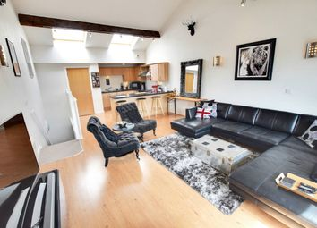 Thumbnail 2 bed duplex for sale in Whitfield Mill, Meadow Road, Apperley Bridge, Bradford, West Yorkshire