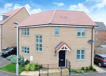 Thumbnail 3 bed detached house for sale in Yates Meadow, Potton