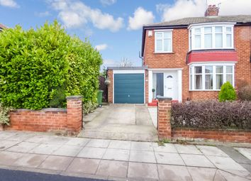 3 bed semi-detached house to rent in Lealholme Grove, Stockton-On-Tees TS19