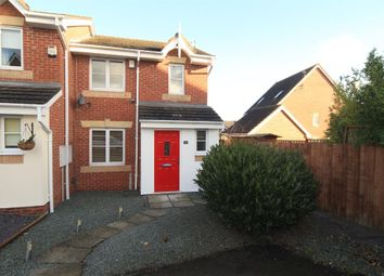 Thumbnail 3 bed terraced house to rent in Norman Dagley Close, Earl Shilton, Leicester