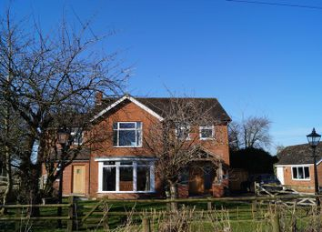 Thumbnail 5 bed detached house for sale in Monks Lane, Hankelow, Crewe