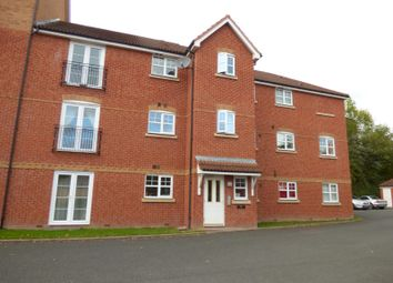 Thumbnail 2 bed flat to rent in Design Close, Bromsgrove