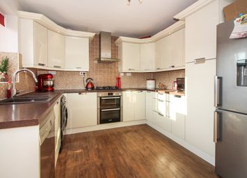 Thumbnail 3 bed terraced house for sale in The Ridings, Poringland, Norwich