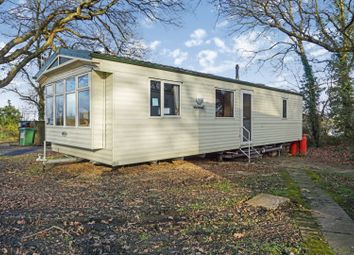 Thumbnail 2 bedroom mobile/park home for sale in Thorness Bay Holiday Park, Cowes