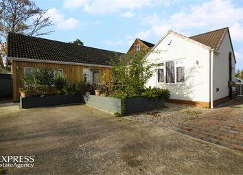 Thumbnail 4 bed detached bungalow for sale in Evershill Lane, Morton, Alfreton, Derbyshire