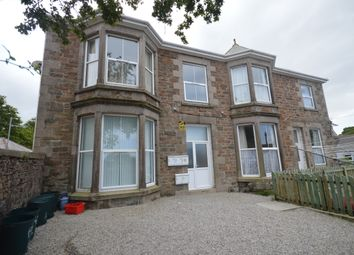 Thumbnail 1 bed flat to rent in Blights Row, Redruth