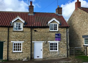 Thumbnail 2 bed detached house for sale in West End, Brompton-By-Sawdon, Scarborough, North Yorkshire