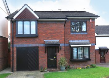 Thumbnail 4 bed detached house for sale in Alexandra Close, Plymouth