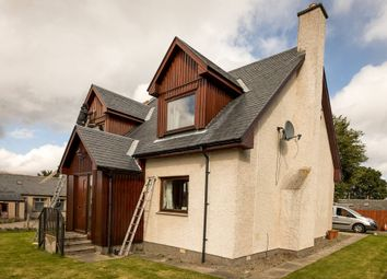 Thumbnail 4 bed detached house for sale in Cults Drive, Tomintoul, Moray, Aberdeenshire
