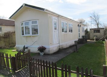 Thumbnail 1 bed mobile/park home for sale in Meadow Close (Ref 5563), Yatton Keynell, Chippenham, Wiltshire