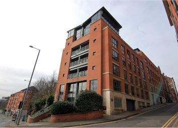 Thumbnail 2 bed flat for sale in 14 Plumptre Street, Nottingham