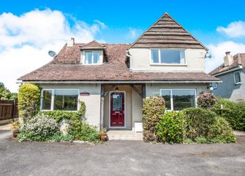 Thumbnail 3 bed detached house to rent in Stockbridge Road, Lopcombe, Salisbury