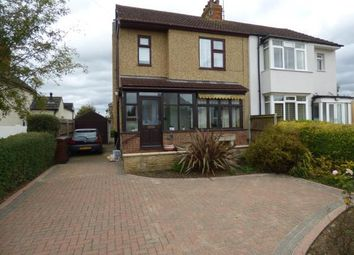 Thumbnail 3 bed semi-detached house for sale in Main Road, Duston, Northampton, Northamptonshire