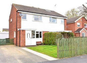 Thumbnail 3 bed semi-detached house to rent in Garsdale Road, Knaresborough