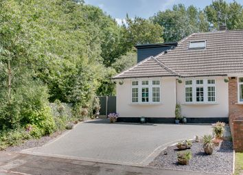 Thumbnail 3 bed semi-detached bungalow for sale in Enfield Road, Hunt End, Redditch