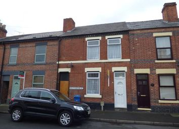 Thumbnail 3 bedroom terraced house for sale in Southwood Street, Alvaston, Derby, Derbyshire