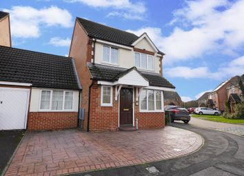 Evenlode Drive, Didcot OX11. 4 bed link-detached house for sale