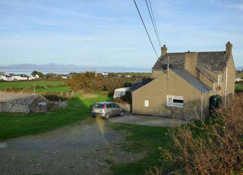 Thumbnail Detached house for sale in Cilan, Nr. Abersoch, Gwynedd