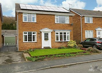 Thumbnail 4 bed detached house for sale in Park Avenue, Darley Dale, Matlock, Derbyshire