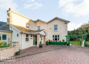 Thumbnail 5 bed detached house for sale in Bryn Lane, Newtown, Powys
