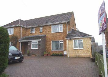 Thumbnail 4 bed semi-detached house for sale in Blenheim Park, Bowerhill, Melksham
