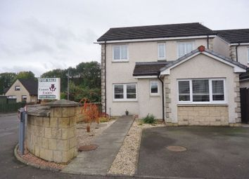 Thumbnail 3 bed detached house for sale in Bellevue Park, Alloa