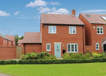 Thumbnail 4 bedroom detached house for sale in Nether Whitacre, Nr Coleshill