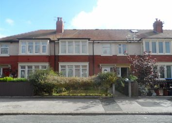 Thumbnail 3 bed terraced house for sale in Heathfield Road, Fleetwood