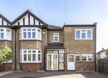 Thumbnail 4 bed semi-detached house to rent in Moresby Avenue, Berrylands, Surbiton
