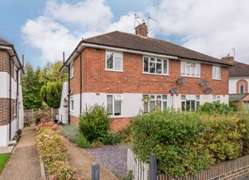 Thumbnail 2 bed maisonette for sale in Meadow Way, Reigate