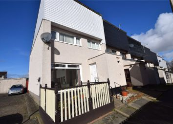 Thumbnail 3 bed end terrace house for sale in Wellwood, Kilwinning, North Ayrshire