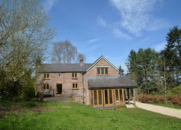 Thumbnail 3 bed detached house for sale in Garway Hill, Hereford