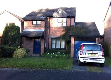 Thumbnail 3 bed detached house to rent in Broadwell Court, South Gosforth, Newcastle Upon Tyne