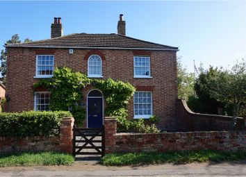 Thumbnail 3 bed detached house for sale in Main Road, Hundleby