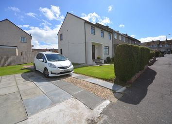 Thumbnail 3 bed end terrace house for sale in Gordon Street, Catrine, Mauchline