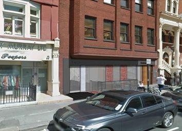 Thumbnail Retail premises to let in Eastcastle Street, Fitzrovia
