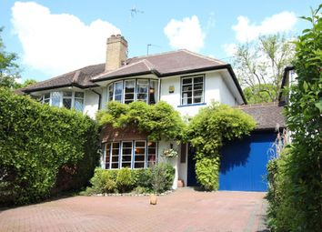 Thumbnail 3 bedroom semi-detached house for sale in Chipstead Lane, Lower Kingswood, Tadworth