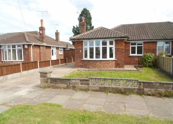 Thumbnail 2 bed semi-detached bungalow for sale in Marley Ave, Crewe, Cheshire