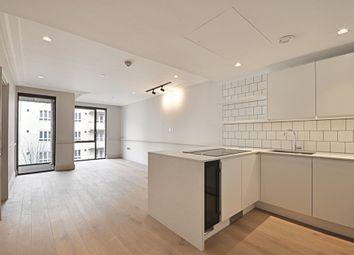 Thumbnail 1 bedroom flat to rent in Queens Wharf, Crisp Road, Hammersmith