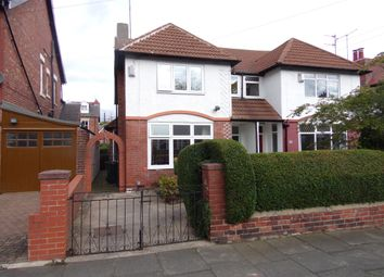 Thumbnail 3 bedroom semi-detached house for sale in Beech Grove, Whitley Bay