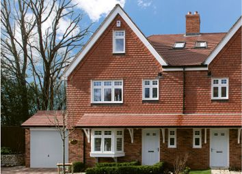 Thumbnail 4 bed semi-detached house for sale in Mayfield Place, Love Lane, Mayfield, East Sussex