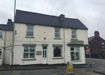Thumbnail 1 bedroom flat to rent in Hanley Road, Sneyd Green, Stoke-On-Trent