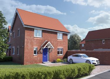 Thumbnail 2 bed semi-detached house for sale in Plot 50, 'the Dover' At Birnam Mews, Tiddington, Warwickshire