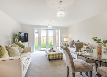 Thumbnail 2 bedroom semi-detached house for sale in Hook Lane, Aldingbourne, Chichester