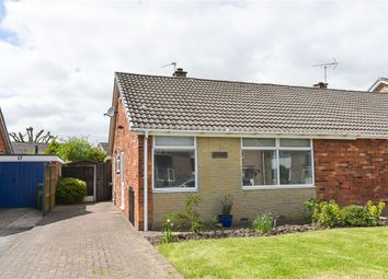Thumbnail 2 bed semi-detached bungalow for sale in Acorn Way, Woodthorpe, York