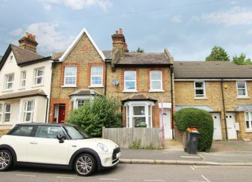 Thumbnail 2 bed terraced house for sale in Nightingale Grove, Leiwsham, Greater London